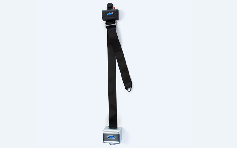 RETRACTABLE SHOULDER BELT,