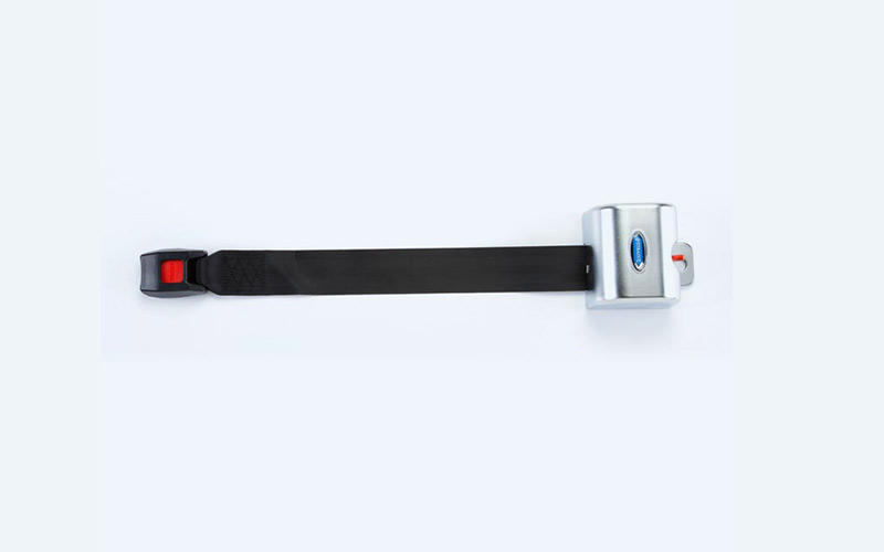 RETRACTABLE LAP BELT, FEMALE END